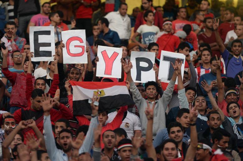 الأمن المصري يقبض على مشجع مصري