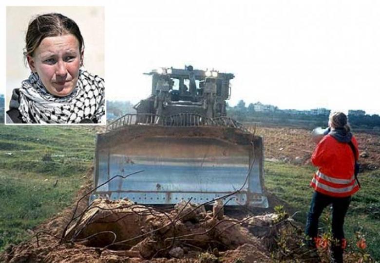 16 عاما على رحيل شهيدة فلسطين... راشيل كوري
