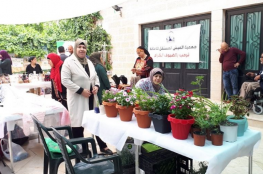 """افتتاح بازار """"ريحة بلادي"""" في القدس"""
