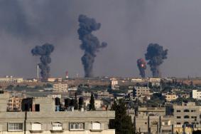 العدوان الاسرائيلي على قطاع غزة لحظة بلحظة