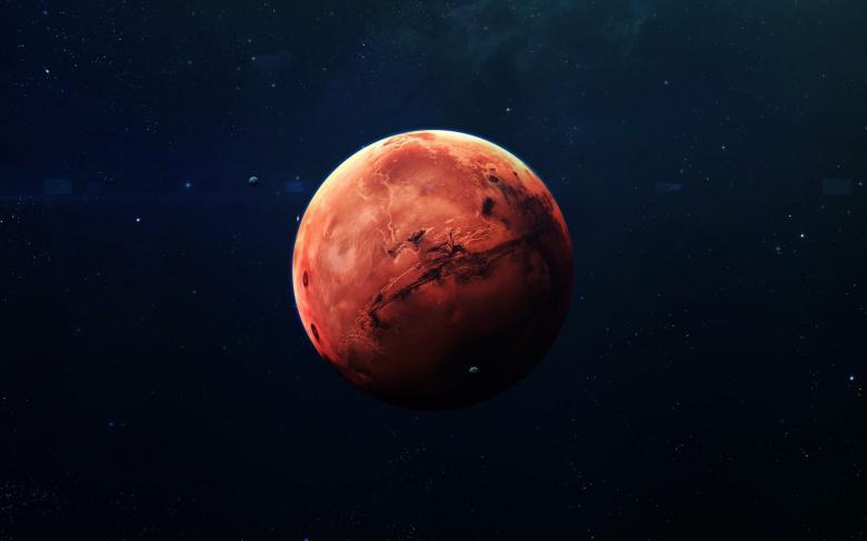 دراسة حديثة تنسف نظريات سابقة عن تشكل المريخ !