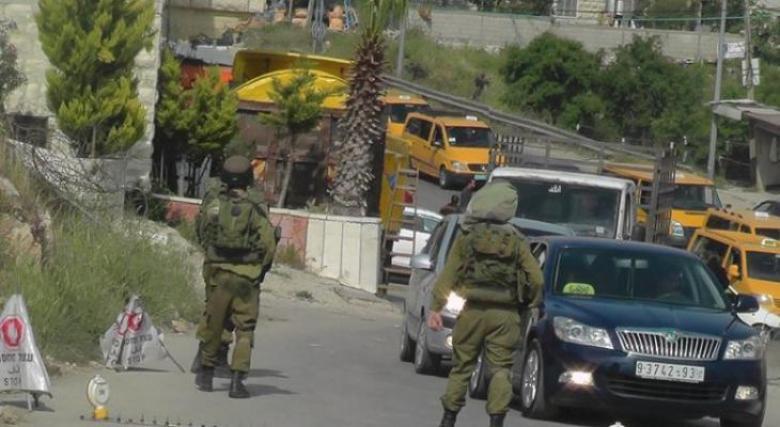 قوات الاحتلال تواصل حصار العيسوية بالقدس