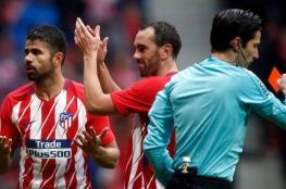 """عودة """"حافلة"""" لكوستا في الدوري الإسباني"""