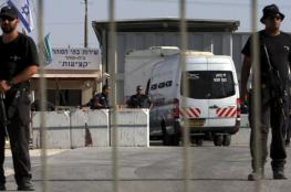 حرمان عائلة من جنين من زيارة أبنائها في سجني جلبوع والنقب