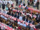 هيئة الأعمال الخيرية الإماراتية تنظم إفطارها السنوي بنابلس
