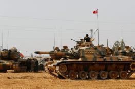 """أنقرة: دمرنا 103 مواقع لـ""""داعش"""" والأكراد شمال سوريا"""