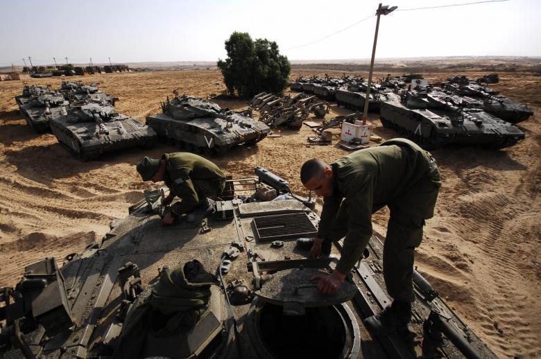 الاحتلال يستعد لتنفيذ عدوان واسع على غزة