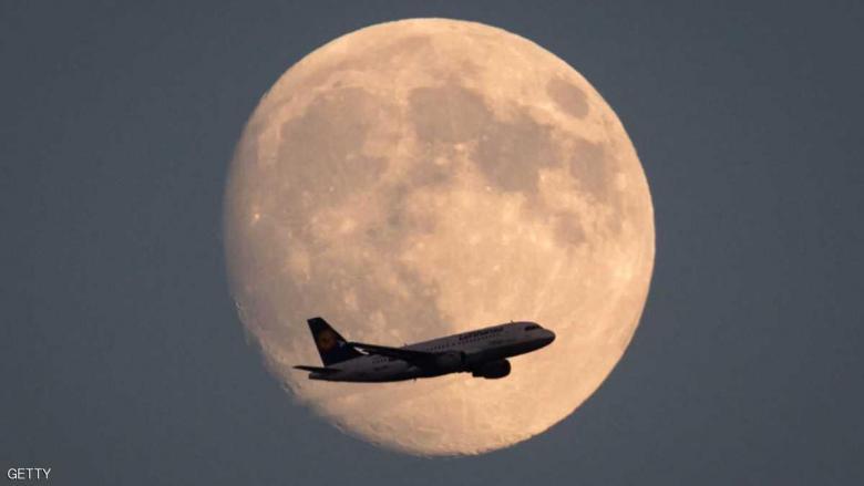 القمر العملاق يطل لآخر مرة في 2017