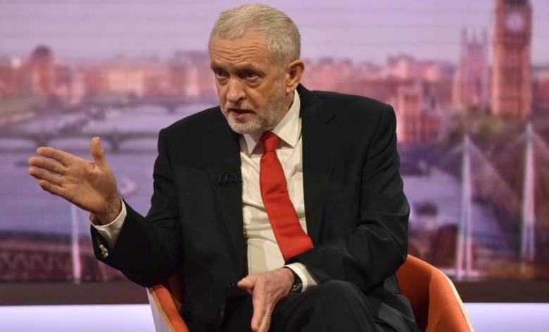 زعيم عمالي بريطاني: خلاص معاناة السوريين بالحل السياسي لا الحرب