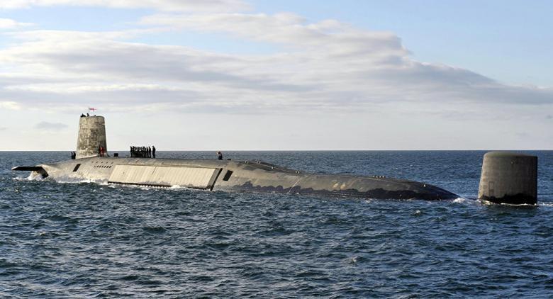 بريطانيا تدرس إرسال غواصة نووية إلى الخليج لردع إيران