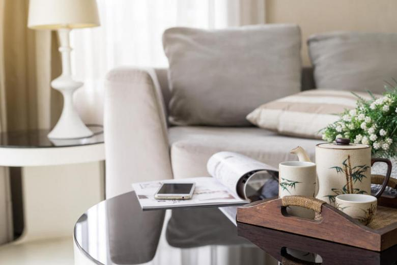 10 أفكار ديكور لغرفة المعيشة في الشتاء