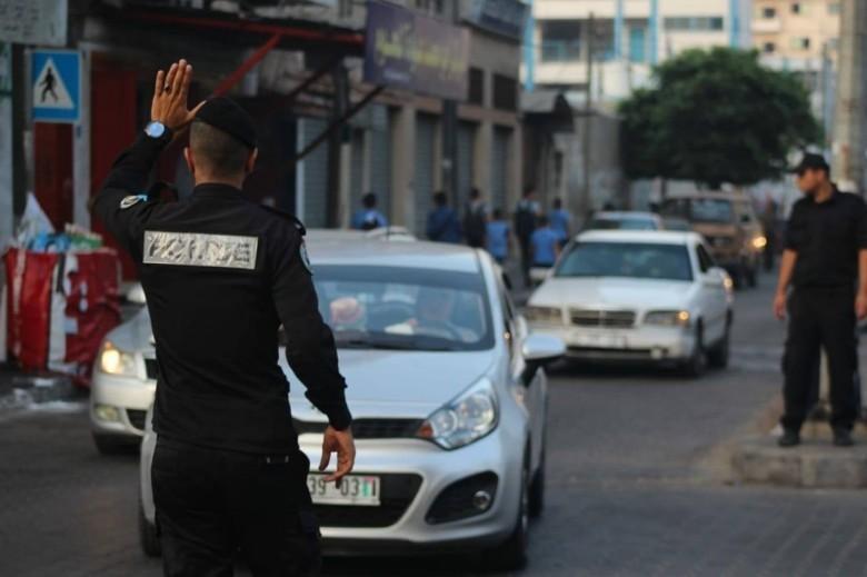 تعرف على حالة الطرق بغزة صباح اليوم