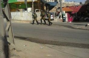 الاحتلال يقتحم بلدة