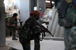 معارك عنيفة بين المعارضة وجيش النظام جنوب حلب