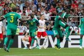 السنغال تفوز على بولندا في مونديال روسيا 2018