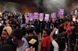 """الفلاشا"" يتظاهرون مجدداً وسط ""إسرائيل"""