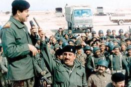 الكويت تنتظر تعويضات عن غزو صدام