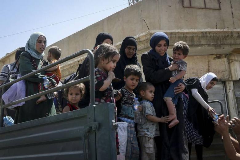 10 آلاف مدني من تلعفر فرّوا خلال 24 ساعة