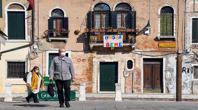 رؤساء بلديات ينفجرون غضبا لكسر إيطاليين الحظر