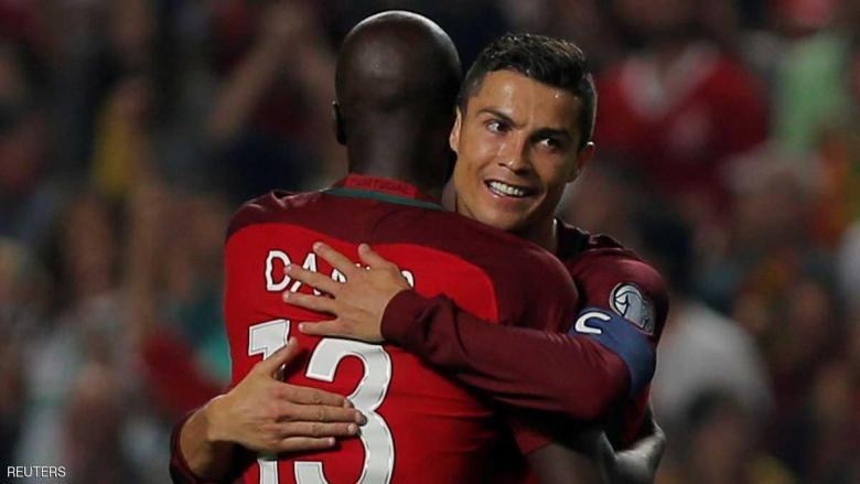 البرتغال إلى نهائيات مونديال روسيا بفوزها على سويسرا