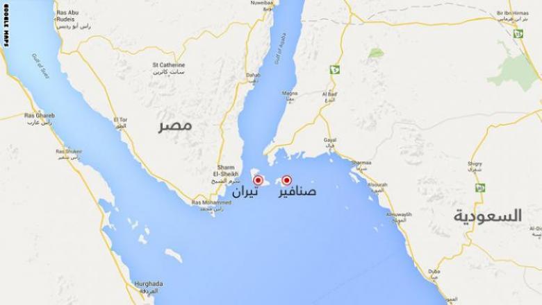 البرلمان المصري يقر اتفاقية تيران وصنافير مع السعودية