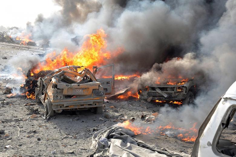 43 قتيلاً بانفجار سيارة مفخخة شمال سوريا