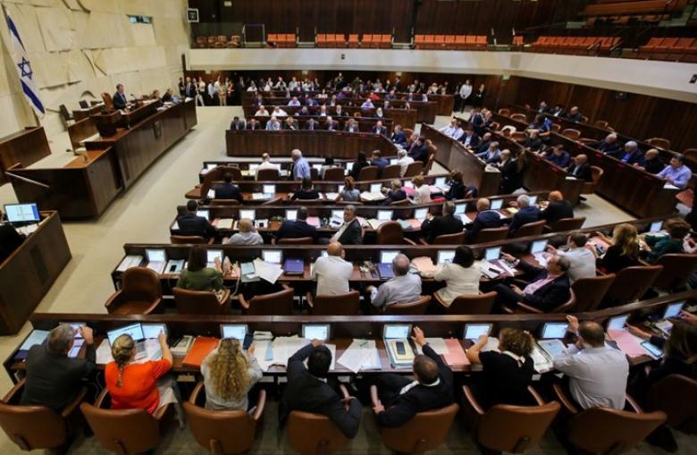 بدء المشاورات مع الأحزاب الإسرائيلية لاختيار رئيس الحكومة