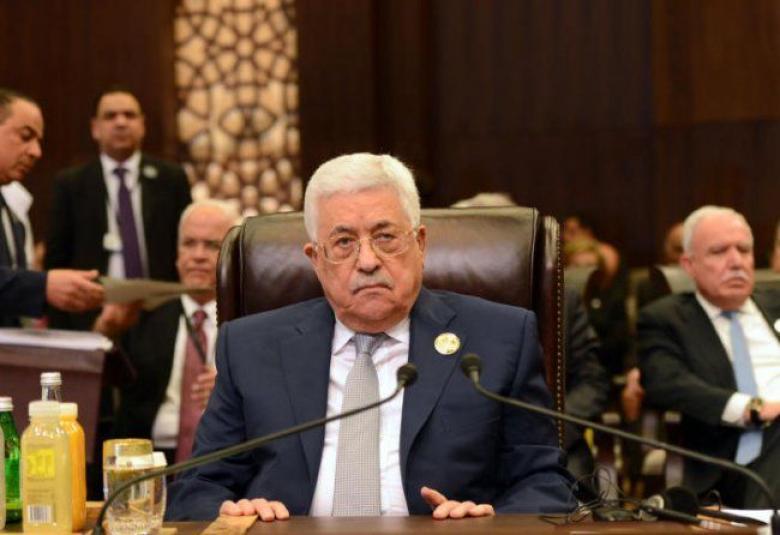 عباس يدعو لتبني خطة السلام التي طرحها في مجلس الامن
