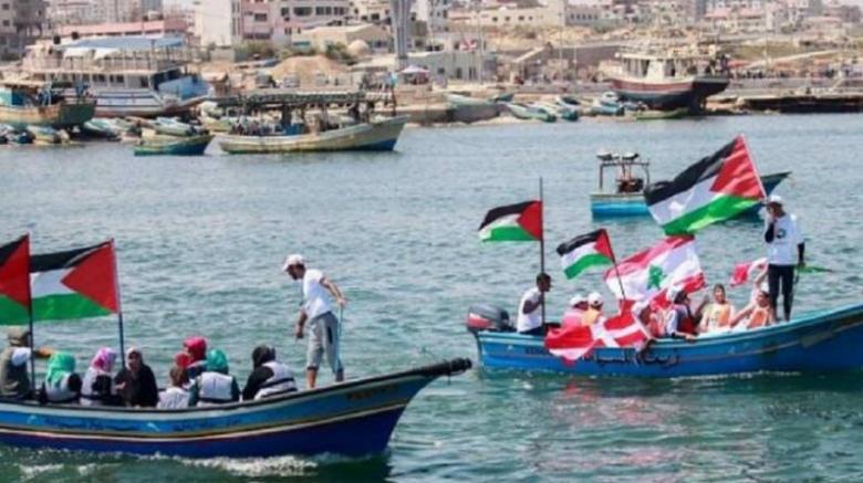 الاحتلال يفرج عن سبعة مواطنين اعتقلتهم على متن سفن الحرية