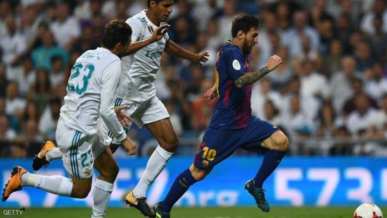 """بالأرقام.. ميسي """"يساوي"""" ريال مدريد بأكمله"""