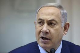 نتنياهو: لن نسمح لأي جهة بفتح جبهة معنا بالجولان