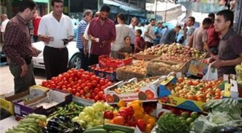 """""""الإحصاء"""": انخفاض طفيف على مؤشر غلاء المعيشة الشهر الماضي"""