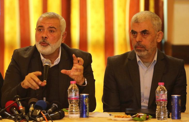 مؤتمر لقادة الفصائل في غزة بدعوة من هنية
