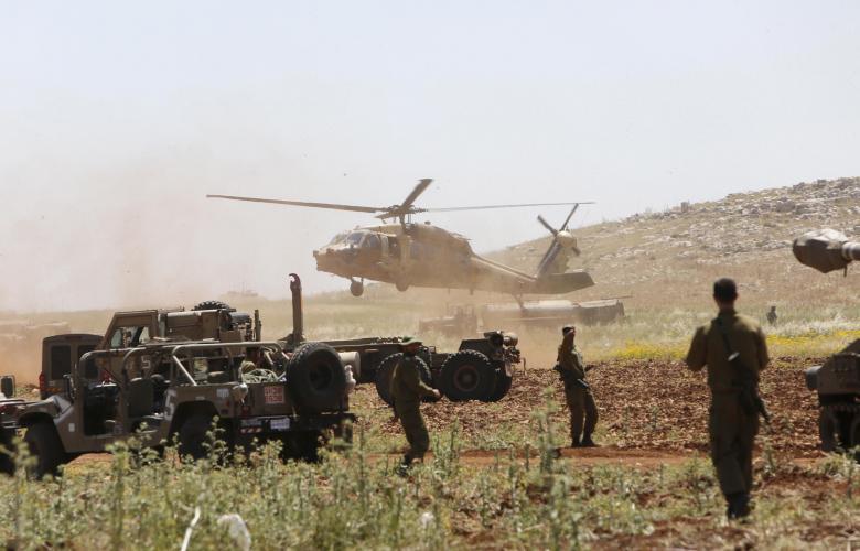 """مناورات مفاجئة لقوات الاحتلال في """"غلاف"""" غزة غدًا"""