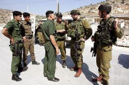 أمن الضفة يعيد جنديين دخلا قرية عنبتا عن طريق الخطأ