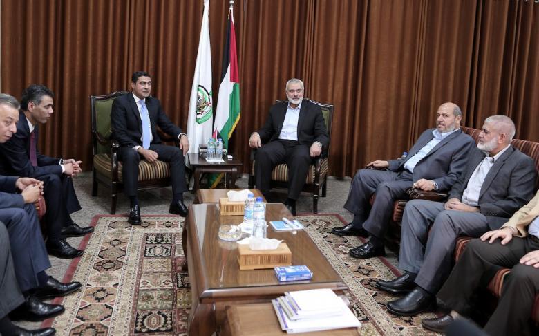 الوفد المصري يزور غزة لهذا السبب