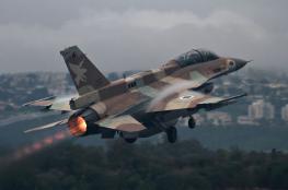 """""""إسرائيل"""" تغلق المجال الجوي في الجولان المحتل"""
