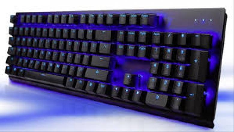 لعشاق الألعاب.. لوحة مفاتيح ميكانيكية جديدة