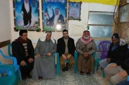 بلدية الزوايدة تواصل زياراتها المجتمعية لسكان القرية