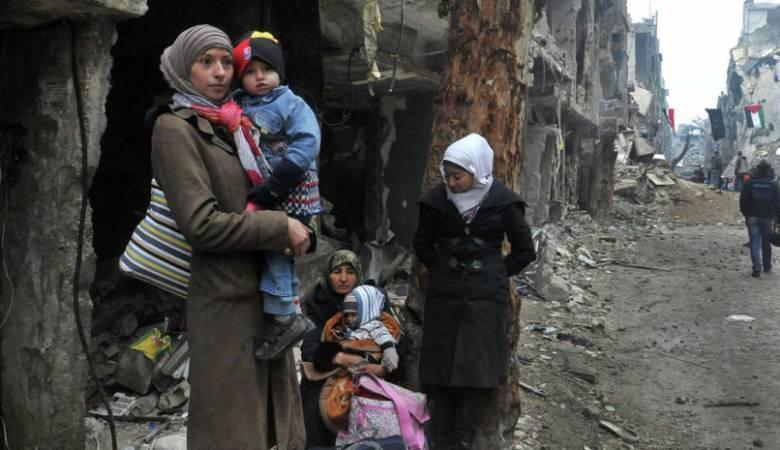 307 لاجئين فلسطينيين مفقودون بينهم 38 امرأة في سوريا