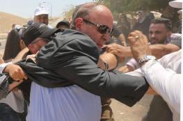 الحسيني: اعتقال مسؤولي القدس استمرار لاستهداف الشخصيات المقدسية