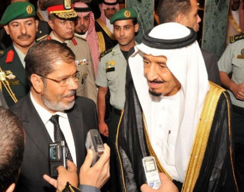 الخارجية السعودية تعلق على وفاة مرسي بشكل غير مباشر.. وردود