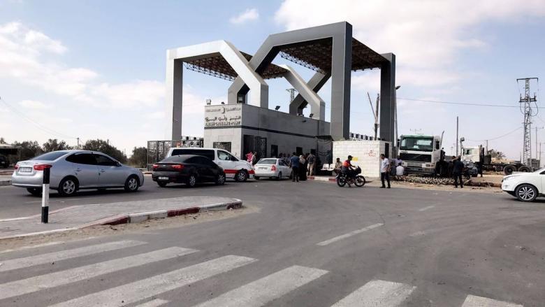 حالة المعابر في قطاع غزة اليوم الخميس