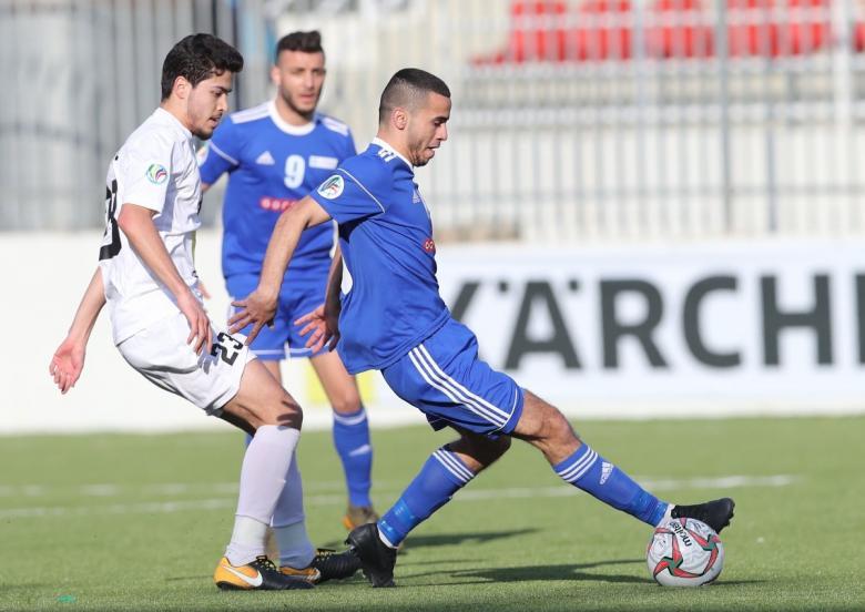 هلال القدس يستقبل صور العُماني في تصفيات كأس الاتحاد الآسيوي