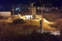 إطلاق نار تجاه حافلة للمستوطنين شمال الخليل