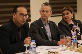 """""""جيلان"""": الوضع الإنساني في غزة يتدهور"""