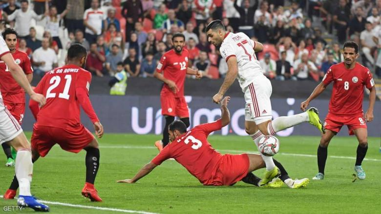 """كأس آسيا.. اليمن يتلقى هزيمة """"خماسية"""" على يد إيران"""