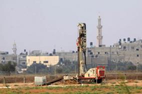 خبير إسرائيلي: الجدار على حدود غزة لن يحل مشكلة الأنفاق