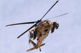جيش الاحتلال يناقش تحديث طائراته الهليكوبتر