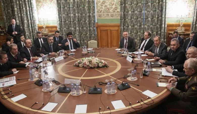 """المؤتمرون في برلين يتفقون على """"خطة شاملة"""" لتسوية الأزمة الليبية"""